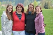 Gruppenfoto Neunerlei Frauen