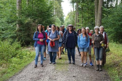 19-08-15 Wildes Weiba Wandern Heilbrünnl St. Radegund (5)
